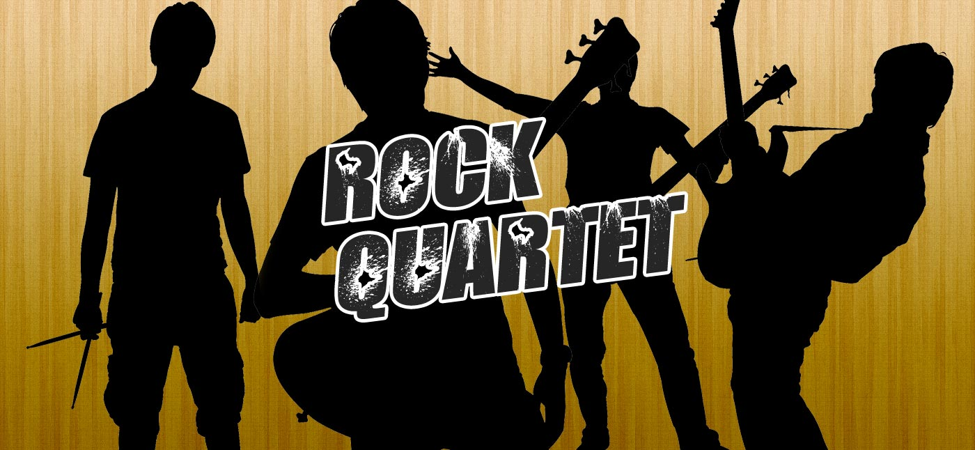 Rock Quartet